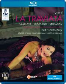 Giuseppe Verdi (1813-1901): Tutto Verdi Vol.18: La Traviata (Blu-ray), Blu-ray Disc
