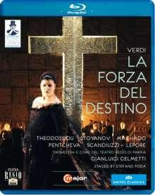Giuseppe Verdi (1813-1901): Tutto Verdi Vol.22: La Forza Del Destino (Blu-ray), Blu-ray Disc