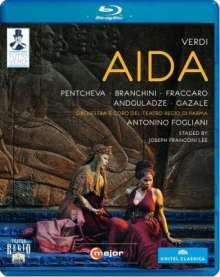 Giuseppe Verdi (1813-1901): Tutto Verdi Vol.24: Aida (Blu-ray), Blu-ray Disc