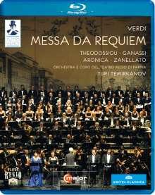 Giuseppe Verdi (1813-1901): Tutto Verdi Vol.27: Requiem (Blu-ray), Blu-ray Disc