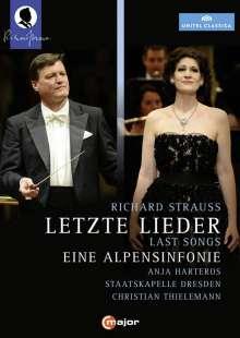Richard Strauss (1864-1949): Alpensymphonie op.64, DVD
