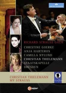 Christian Thielemann - Richard Strauss Gala, 2 DVDs