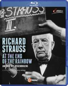 Richard Strauss (1864-1949): Richard Strauss - At the End of the Rainbow, Blu-ray Disc