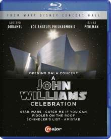 John Williams (geb. 1932): A John Williams Celebration - Opening Gala Concert, Blu-ray Disc