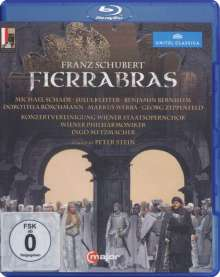 Franz Schubert (1797-1828): Fierrabras, Blu-ray Disc