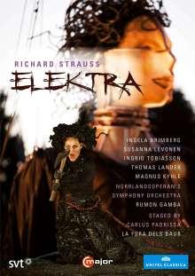 Richard Strauss (1864-1949): Elektra, DVD