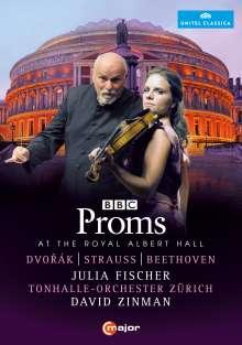 BBC Proms at the Royal Albert Hall 21.7.2014, DVD