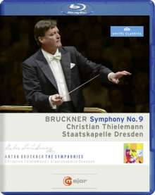 Anton Bruckner (1824-1896): Symphonie Nr.9, Blu-ray Disc