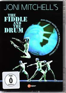 Alberta Ballet Company - The Fiddle And the Drum, DVD