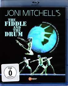 Alberta Ballet Company - The Fiddle And the Drum, Blu-ray Disc