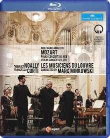Marc Minkowski at Mozartwoche Salzburg 2015, Blu-ray Disc