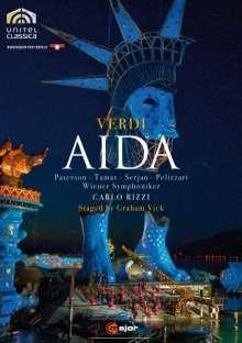 """Verdis """"Aida"""" & Bizets """"Carmen"""" (Gesamtaufnahmen), 2 DVDs"""