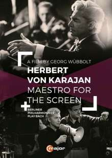 Herbert von Karajan - Maestro for the Screen, DVD