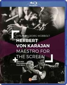 Herbert von Karajan - Maestro for the Screen, Blu-ray Disc