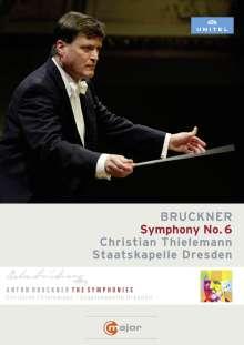 Anton Bruckner (1824-1896): Symphonie Nr.6, DVD