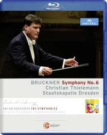 Anton Bruckner (1824-1896): Symphonie Nr.6, Blu-ray Disc