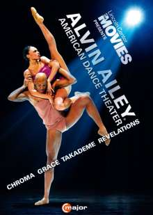 American Dance Theatre - Alvin Ailey, DVD