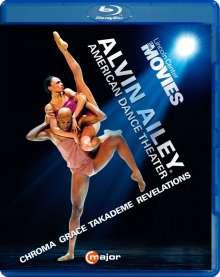 American Dance Theatre - Alvin Ailey, Blu-ray Disc