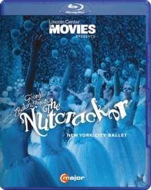 New York City Ballet: Der Nussknacker, Blu-ray Disc