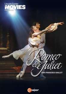 San Francisco Ballet - Romeo & Julia (Prokofieff), DVD