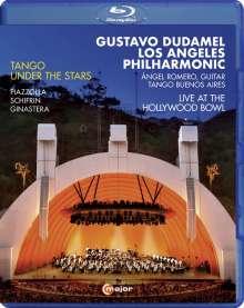 Gustavo Dudamel & Los Angeles Philharmonic Orchestra - Tango Under The Stars, Blu-ray Disc