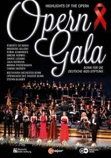Opera Gala Bonn für die deutsche Aids Stiftung, DVD