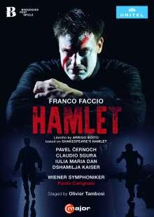 Franco Faccio (1840-1891): Amleto (Hamlet), 2 DVDs