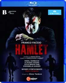 Franco Faccio (1840-1891): Amleto (Hamlet), Blu-ray Disc