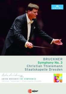 Anton Bruckner (1824-1896): Symphonie Nr.3, DVD