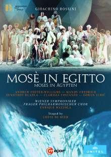 Gioacchino Rossini (1792-1868): Mose in Egitto, 2 DVDs