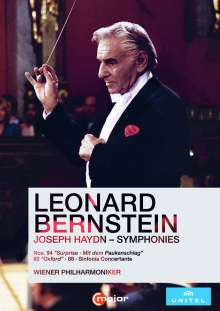 Joseph Haydn (1732-1809): Symphonien Nr.88,92,94, DVD