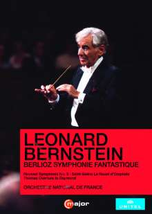 Leonard Bernstein - French Night, DVD