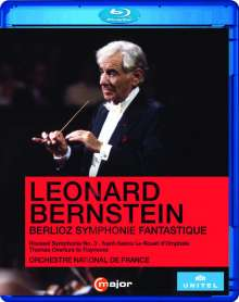 Leonard Bernstein - French Night, Blu-ray Disc