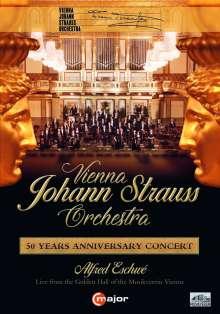 Wiener Johann Strauss Orchester - 50 Years Anniversary Concert, DVD