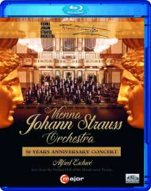 Wiener Johann Strauss Orchester - 50 Years Anniversary Concert, Blu-ray Disc