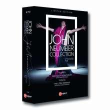 John Neumeier Collection, 4 Blu-ray Discs