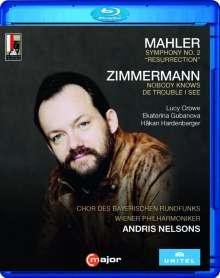 Andris Nelsons dirigiert die Wiener Philharmoniker, Blu-ray Disc