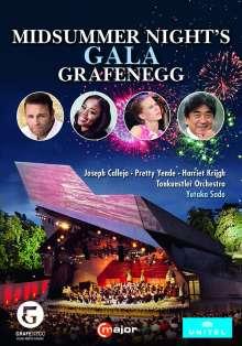 Grafenegg - Sommernachtsgala 2018, DVD