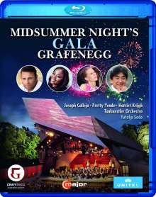 Grafenegg - Sommernachtsgala 2018, Blu-ray Disc