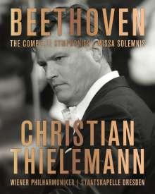 Ludwig van Beethoven (1770-1827): Discovering Beethoven (Symphonien Nr.1-9 / Missa solemnis D-Dur op.123), 4 Blu-ray Discs