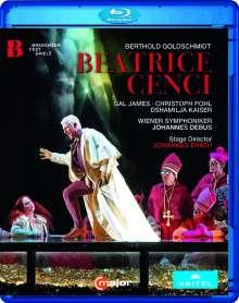 Berthold Goldschmidt (1903-1996): Beatrice Cenci, Blu-ray Disc