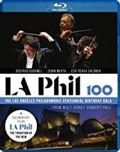 LA Phil 100, Blu-ray Disc