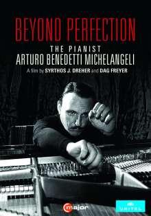 The Pianist Arturo Benedetti Michelangeli - Beyond Perfection, DVD