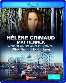 Helene Grimaud - Woodlands and beyond..., Blu-ray Disc