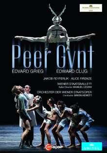 Wiener Staatsballett: Peer Gynt, DVD