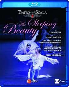 Ballet Company of Teatro alla Scala: Dornröschen, Blu-ray Disc