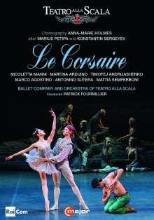 Ballet Company of Teatro alla Scala: Le Corsaire, DVD