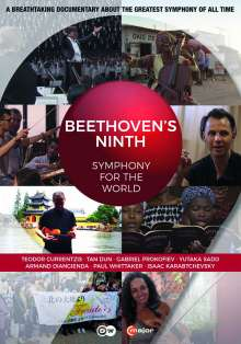 Beethoven's Ninth - Symphony for the World, DVD