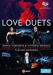 Sonya Yoncheva & Vittorio Grigolo - Love Duets, DVD