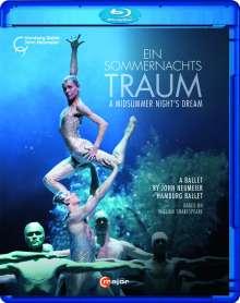Hamburg Ballett: Ein Sommernachtstraum, Blu-ray Disc